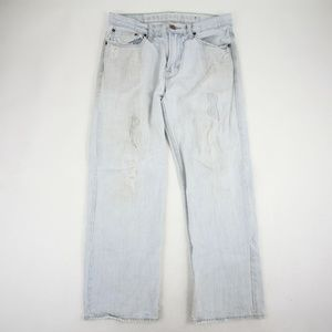 American Eagle Outfitters Men's Straight Low Loose